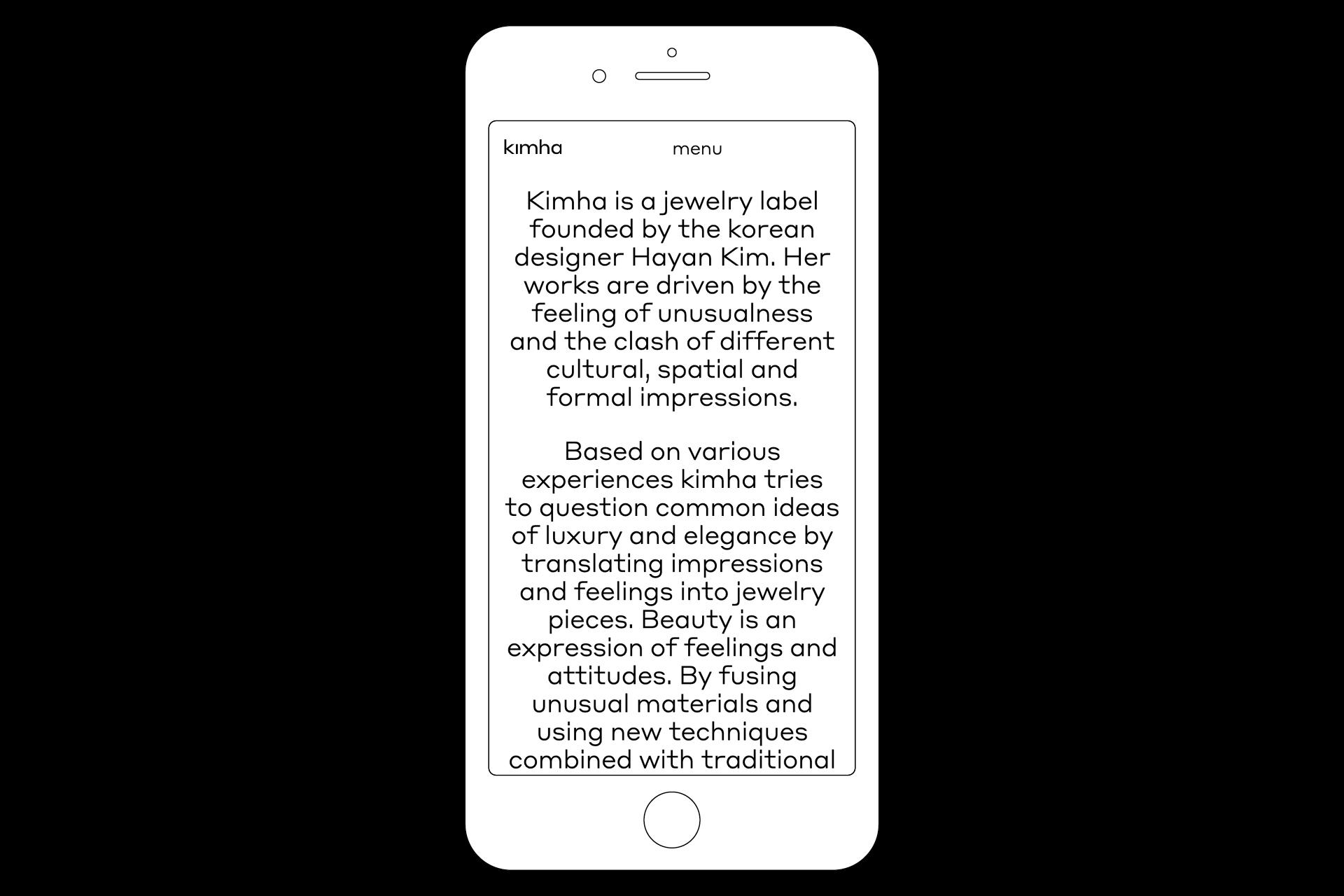 Responsive Webdesign Smartphone
